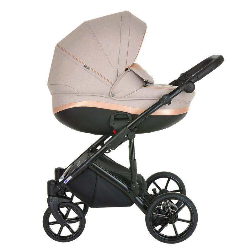 Коляска Tutis Mimi Style 3 в 1 New 2021 №062 Rose Quartz (Розовый)
