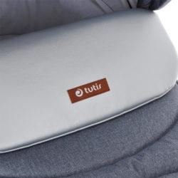 Коляска Tutis Nanni 2 в 1 New 2021 №021 (Серый)